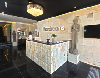 Hairdreams Studio Innenansicht